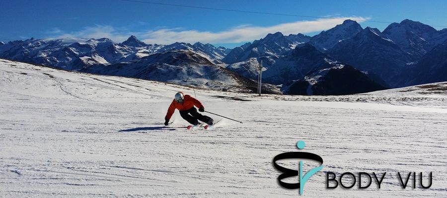 La importància d'una bona preparació física per l'esquí
