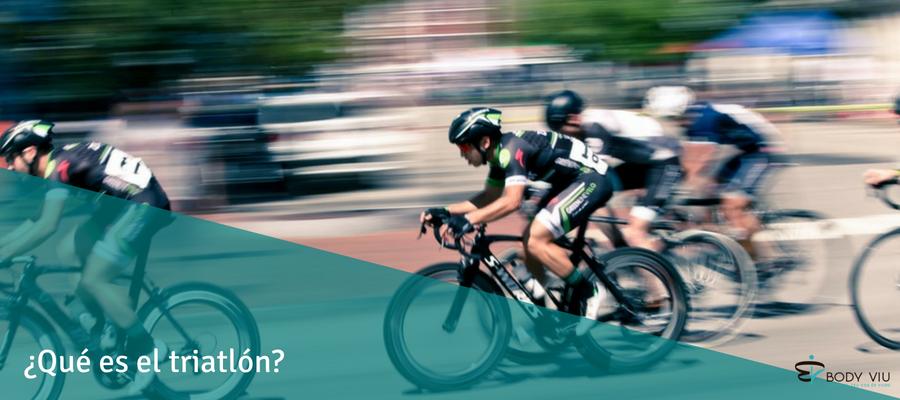 ¿Qué es el triatlón?
