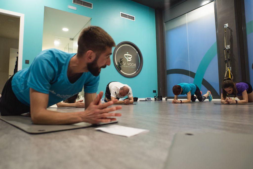 Body Viu és un centre d'entrenament personal a Reus i Tarragona, on s'ofereixen diferents serveis d'activitat física i nutrició.
